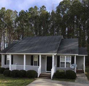 Photo of Charlene's new house in Knightdale, North Carolina