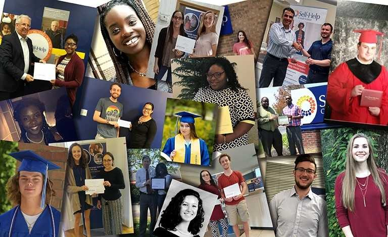 2019 Scholarship collage
