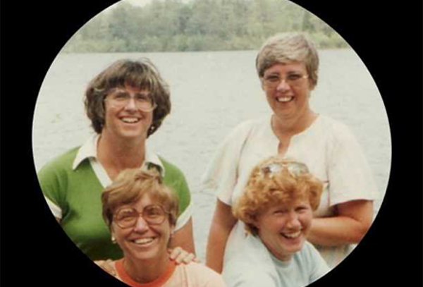 Picture of the four nuns who heeded the call to help Apopka