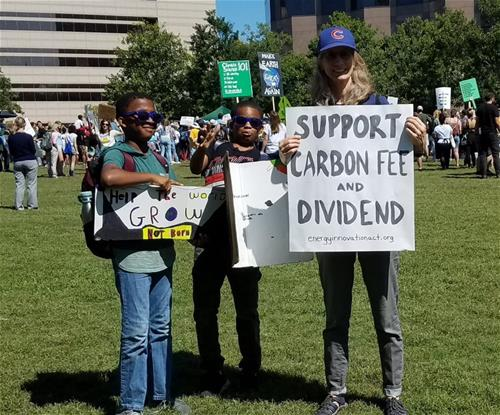 Climate - carbon fee