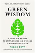 Cover of book, Green Wisdom