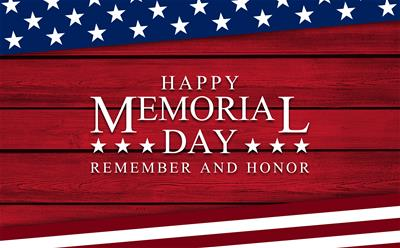 Graphic: Happy Memorial Day