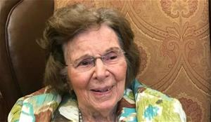 100-year-old member of Self-Help Credit Union