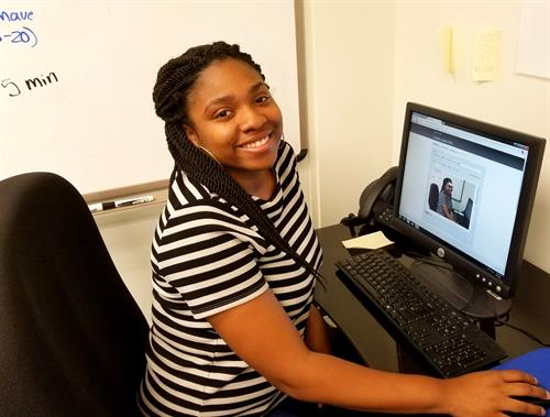 Teree Willis, Intern